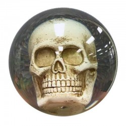 Bowlerstore KR Strikeforce Clear Skull Ball