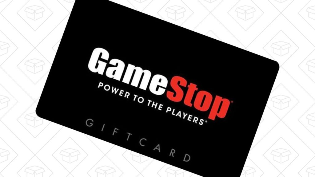 GameStop Gift Card